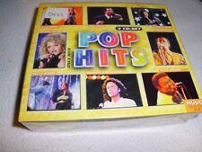 Pop Hits-Tina Charles-Jimmy Cliff-Tom Jones-und andere -  Box-Set   3 CDs - OVP