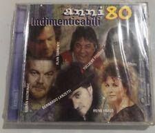 CD ANNI 80 INDIMENTICABILI COMPILATION NEW SEALED