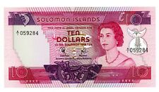 Solomon Islands ... P-7a ... 10 Dollars ... ND(1977) ... *UNC*