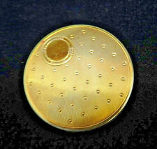 Unique Richard Hudnut Textured Rouge Compact / Free Shipping