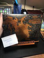 *NEW & SEALED!* 🔥 Champion's Path Elite Trainer Box 🔥 Pokemon TCG Rare