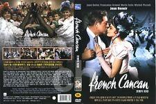 French Cancan (1954 ) - Jean Gabin, Françoise Arnoul, María Félix   DVD NEW