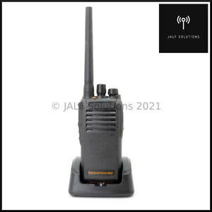 Waterproof Handheld VHF Radio - Ideal For Amateur / Commercial / Marine