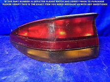 OEM 1991 1992 1993 1994 1995 1996 SATURN S SERIES COUPE DRIVER LEFT TAIL LIGHT