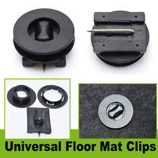 XUKEY Car Universal Carpet Grips Floor Mat Clips Clamps Sleeves Holders Retainer