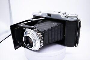 Voigtlander Bessa 1 with Vaskar f4.5 105mm lens - 6x9 120 camera, GOOD CONDITION
