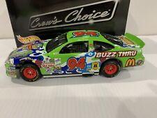 #94 Bill Elliott McDonalds Toy Story 2 Ford