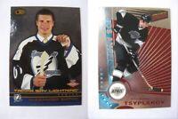 1997-98 Pacific Dynagon #61 Tsyplakov Vladimir  silver  kings