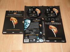 HALLOWEEN EN DVD EDICION 25TH ANIVERSARIO DEL DIRECTOR JOHN CARPENTER 2 DISCOS
