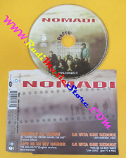 CD singolo Nomadi Sangue Al Cuore 0927 45396 2 ITALY 2002 no lp mc vhs dvd(S24)