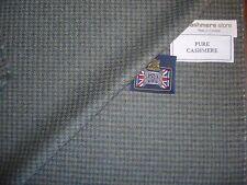 100% Pure Cashmere jacketing/satisfaciendo Tela-Hecho en Escocia – 2.0 M.
