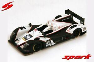 SPARK S3756 Zytek Z11SN Nissan Jota Sport #38 24h Le Mans 2013 Dolan Luhr 1/43