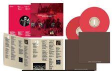 FRANCO BATTIATO - GIUBBE ROSSE  - 2 LP VINILE COLORE ROSSO NUOVO SIGILLATO