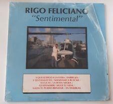 Rigo Feliciano Sentimental  VG+ LP #4270
