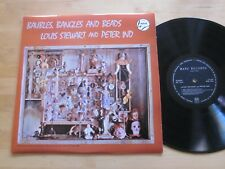 Louis Stewart & Peter Ind - Baubles, Bangles and Beads LP Wave UK Ultrasonic