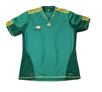 Adidas SOUTH AFRICA Men's National Team World Cup Soccer Jersey Size XL