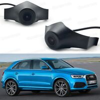 Car Front View Camera Grill Embedded CCD 170° Degree for Audi Q3 2015 2016 2017