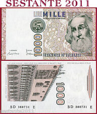ITALIA ITALY - 1000 1.000 Lire MARCO POLO Lettera D 1985 -  P 109a - QFDS / AUNC