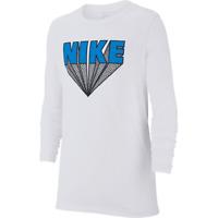 New Nike Big Boys Graphic-Print Long Sleeve T-Shirt SIZE M,L,XL MSRP:$25.00