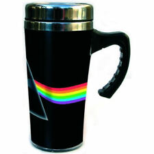 NEW PINK FLOYD DARK SIDE OF THE MOON TRAVEL MUG THERMAL PRISM CUP INSULATED GIFT
