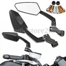 Universal 8mm 10mm Motorcycle Rearview Reflector Mirror For Honda Yamaha Suziki