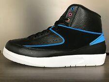 NEW Nike Air Jordan 2 RETRO Shoes Size 10.5 $190 834274 014 Radio Raheem