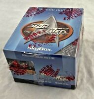Vintage - Star Trek - The Next Generation - Season 5 - Trading Card Box - Skybox