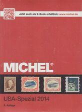 Michel USA Spezial - Katalog 2014, 9. Auflage, in Farbe