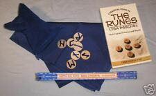 Apprentice Blue RUNES set ---WITH BONUS GIFT----
