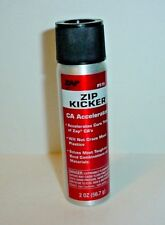 2oz. Aerosol Spray Zip Kicker Accelerator For CA Super Glues Pacer Technology