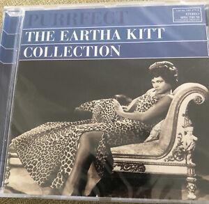 EARTHA KITT - PURRFECT NEW Sealed Cd Free Post U.K.