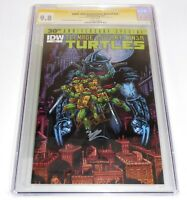 TMNT 30th Anniversary Special #NN CGC SS 9.8 Dual Signature Autograph EASTMAN 🔥