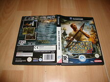 MEDAL OF HONOR RISING SUN DE EA GAMES PARA LA NINTENDO GAME CUBE USADO COMPLETO