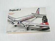 TESTOR. DOUGLAS DC-3. item #627 Scale 1:72  LQ-MM