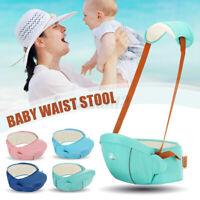 25kg Baby Carrier Waist Stool Walkers Kids Sling Belt Backpack Infant  Q i