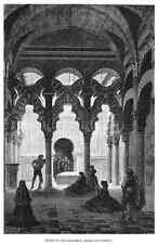 Gustave Dore Spain 060 A4 Photo Print