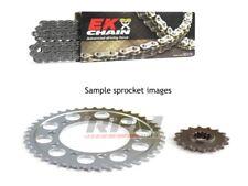 2004 - 2017 Suzuki DL650 V-Strom EK x ring chain and JT steel sprocket kit 15/47
