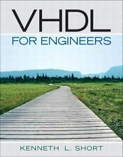 VHDL for Engineers by Kenneth L. Short (2008, Hardcover),Cd-rom