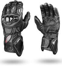 Guanti in pelle Para-aramide taglia M per motociclista