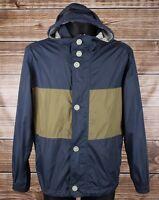 Paul Smith Jeans Hooded Men Jacket Coat Size L, Genuine
