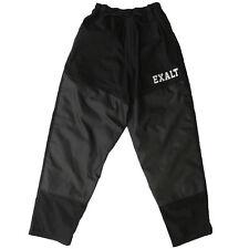 Exalt Throwback Pants Black - Large - Paintball