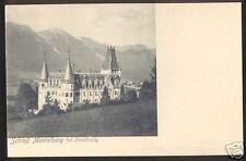 Ansichtskarten aus Tirol mit dem Thema Burg & Schloss