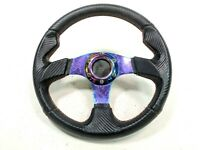 Assault Industries Raw Navigator Leather Steering Wheel UniversalX3 RZR YXZ