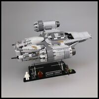 Acrylic Display Stand for LEGO™Star Wars Razor Crest Mandalorian Bounty Hunter