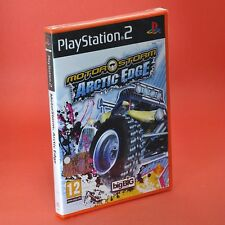 MOTORSTORM ARTIC EDGE PS2 in italiano sigillato motor storm