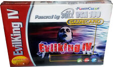 PowerColor EvilKing 4 IV (3dfx voodoo 4 4500), Rare video card, New! MISB!!