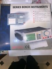 Global Specialties Pro 100 Bench Meter Brand New In Box With Manuel