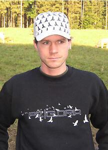 Piz Gloria Signature Sweater black super bequemer Sweater mit den Tächis!