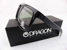 Dragon AFLECT Sunglasses Shiny Black - G15 Performance Polarised Lens RRP $220