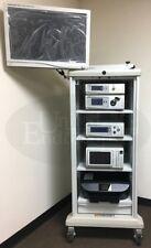 STRYKER - 1188 HD Video Arthroscopy Tower System - Endoscope Endoscopy